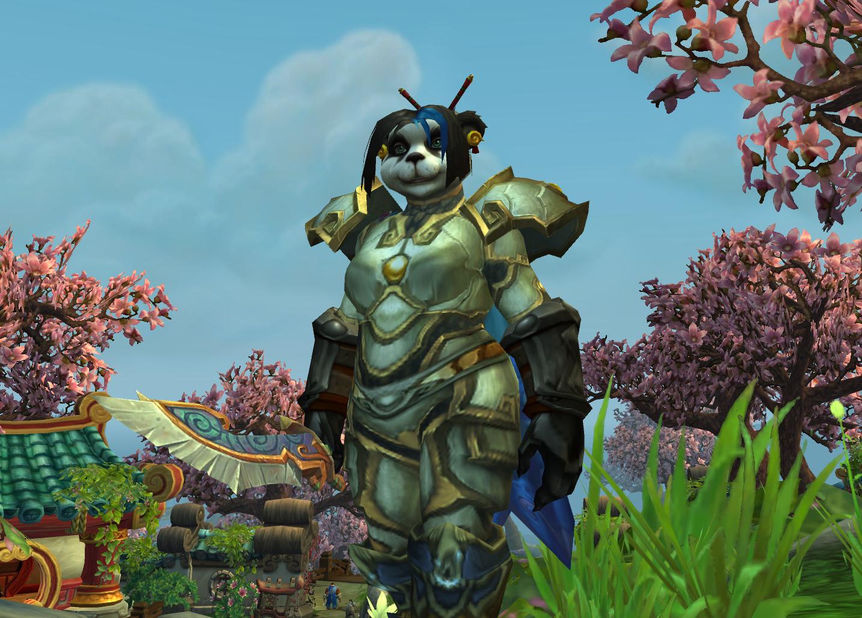 Funny pandaren warrior names