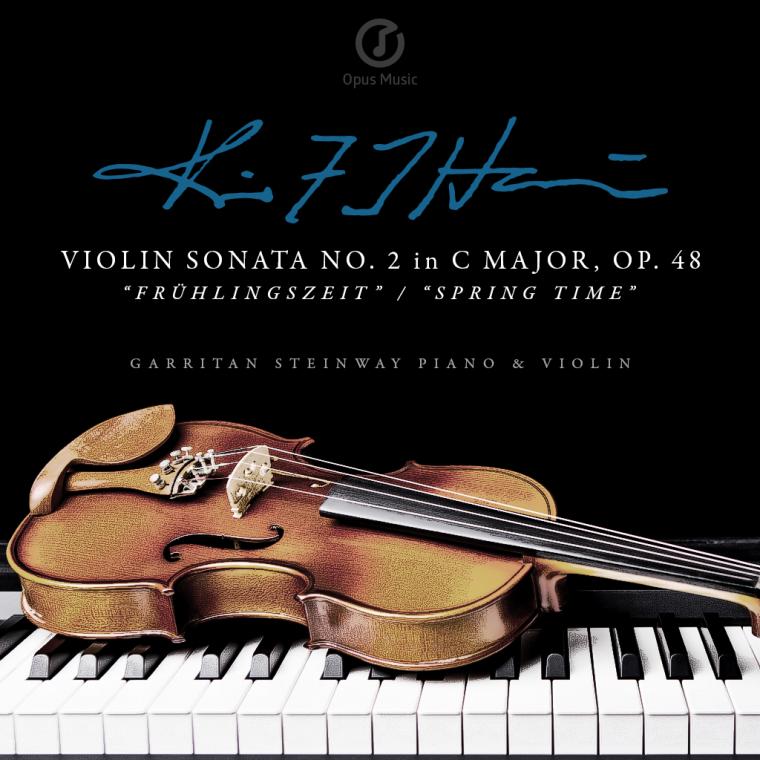 ViolinSonata-CDCover